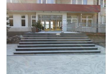 """Sanatorium """"Glinik"""" w Wysowej Zdrój"""