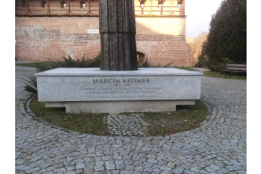 Pomnik w Bieczu