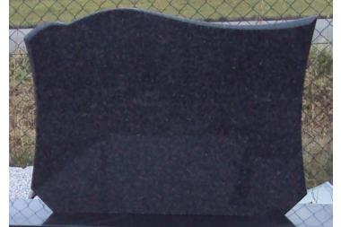 Tablica nr T22 ciemna Impala