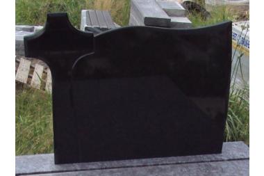 Tablica nr S80 czarna Absolut Black