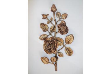 Róża mosiężna nr 1