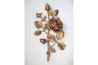 Róża mosiężna nr 2