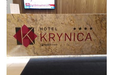 Recepcja Hotel KRYNICA ****