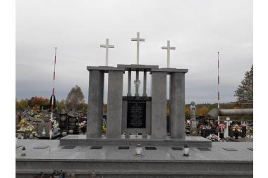 Pomnik Partyzantów AK Bratkowice